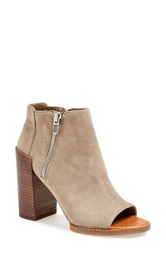 ad5b367a5a90 DV by Dolce Vita  Mercy  Peep Toe Bootie (Women) available at