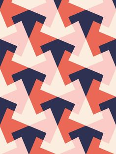 This is a good example of tessellation and geometric patterns. The shapes create a predicable pattern Graphic Patterns, Textile Patterns, Shape Patterns, Color Patterns, Print Patterns, Design Patterns, Tessellation Patterns, Design Art, Motif Design