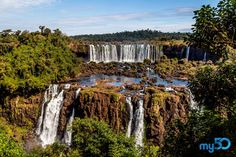 Ever been to Iguazu Falls in Argentina? Travel there and fulfil a bucket list goal.