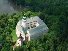 Czech Republic, Manor Houses, Culture, Mansions, Palaces, House Styles, Castles, Bohemia, Historia