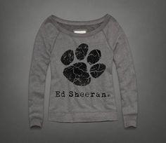 Ed Sheeran Sweater @Karissa Scott Lund