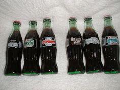 Coca Cola Classic 8 oz 6 Pac-Reno Hot August Nites Car Show