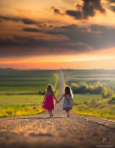 Sisters Always by Jake Olson Studios - http://ift.tt/1tIrvON