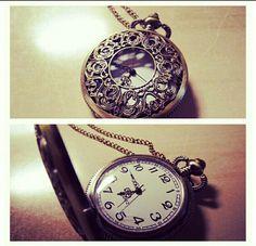 Vintage watch chain