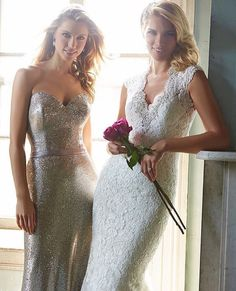 Brides visit us this today -Sunday and save $100 off your veil or accessories when you purchase a wedding gown. We have many gorgeous new dresses so call us for your appointment 205-403-7977. We would love to help you find the perfect dress or bridesmaids dresses. #alabamawedding #birminghambrides #southernbride #bridesmaid