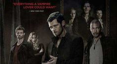 New poster for The Originals