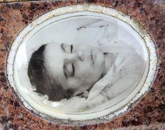 Linda Joyce Miller (1947-1950) post-mortem photo detail