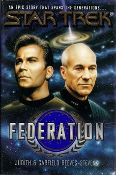 """One of the best Star Trek books ever written, """"Federation"""" is complex and ambitious."""