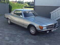 Mercedes-Benz CL 450 SLC  1975, 145000 km, kr 95000,- - 85.000,-