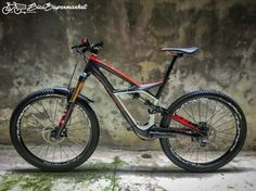 mtb full suspended xc cross country =< 100 mm escursione - uomo Specialized Bicycle (US) S-Works Enduro carbonio