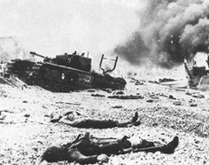 The Dieppe Raid, August 1942. (National Archives of Canada C-14160)