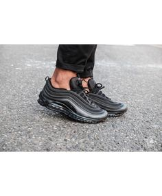 best sneakers ed650 6eda1 Nike Air Max 97 Black Metallic Hematite