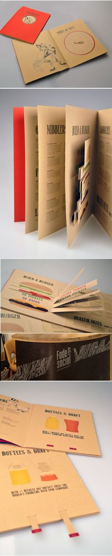 Art of the Menu – 10 of the Most Inspiring Menu & Restaurant Brandings | NextDayFlyers.com Blog