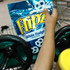 """""""Had to go shopping again today, to get a sweet treat for movie night. Have a way to turn a boring road trip into something awesome with FLIPZ? Share your…"""""""