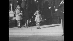 JFK Assassination Footage | John F. Kennedy / State Funeral / Washington / 1963