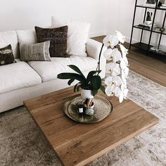 minimal coffee table #home #style