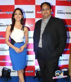 Yami Gautam Unveils Samsung Galaxy Note5 -- Yami Gautam Picture # 318367