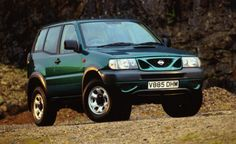 Nissan Terrano (2000) Nissan Terrano Ii, Offroad, Japan, Models, Cars, Vehicles, Antique Cars, Off Road, Role Models