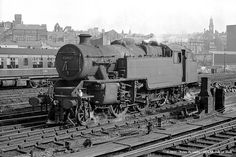 LMS Class Class 4P-C 2-6-4 by Fairburn at Derby