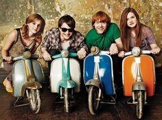 Emma Watson // Daniel Radcliffe // Rupert Grint // Bonnie Wright