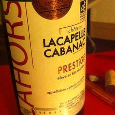 Organic Wine from Cahors