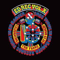 Ed Rec Vol. X | LP (Ed Banger Records)