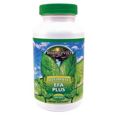Ultimate EFA Plus by Youngevity, 90 soft gels @ ahealthydaywithek.com