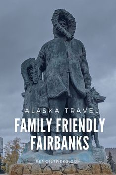 Fairbanks has a lot to do for families.  As the gateway to the arctic this remote destination is the perfect place to create family memories. Moving To Alaska, Alaska Travel, Camping With Kids, Go Camping, Washington State Parks, Fairbanks Alaska, Beach Town, Family Memories, What To Pack