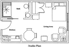 practical living: BUYING FROM AND UNDERSTANDING FLOOR PLANS FOR SMALL SPACES
