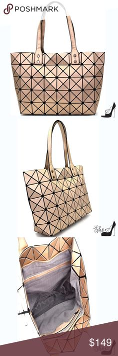 Compare to Gold Issey Miyake BaoBao Tote Our motto is