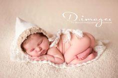 Baby Mädchen Bonnet neugeborenes von PhotoPropsByMissLene auf Etsy