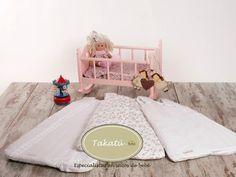 Sacos de dormir para bebe/niño. www.takatu.es