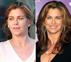 Stars Without Makeup: Kathy Ireland