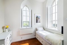 Converted Chapel Home Tour - Historic Holiday Vacation Rental