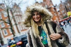 Tommy Ton Shoots the Best Street Style at the London Fall '15 Shows