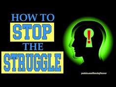 How to End Struggle - Focus Your Subconscious Mind Power, Law of Attraction, Money Magnet - YouTube