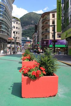 Andorra La Vella Iberian Peninsula, Cities In Europe, Macedonia, Our World, Spain Travel, Capital City, Countries Of The World, Montenegro, Hungary
