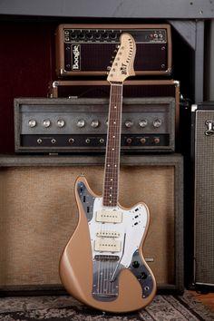 more Fender guitars