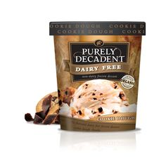 So Delicious Purely Decadent Cookie Dough (Gluten Free) (Dairy Free) Soy Milk