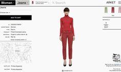 Image result for transparent tagging arket fashion