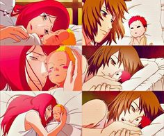 Naruto and gaara birth