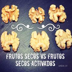 Frutos secos activados