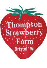 Thompson Strawberry Farm 262-857-2353 - Bristol, WI Kenosha County Pick Your Own Strawberries, Raspberries, Pumpkins