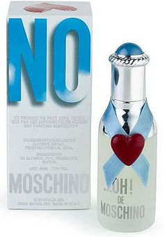 OH! De Moschino Moschino perfume - a fragrance for women 1996