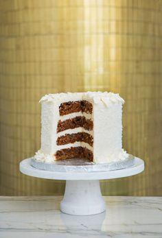 Inside Carrot Cake #SweetnessAtChezBonBon #Miami #Fontainebleau #Dessert