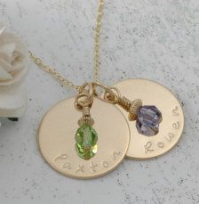 Personalized in Necklaces - Etsy Jewelry - Page 5