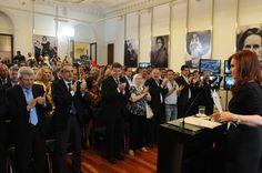 Cristina Fernandez de Kirchner anunció que en el marco de la ley de Movilidad Jubilatoria, a partir del primero de marzo del corriente año, los jubilados y pensionados percibirán un aumento de haberes de 15,18%.