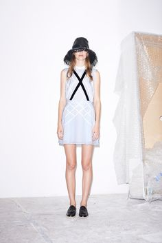 Band of Outsiders Spring Summer 2015