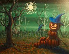 In the Pumpkin Patch by katTink.deviantart.com on @DeviantArt
