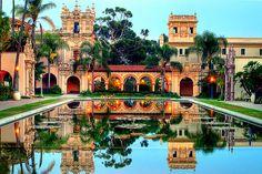 Balboa Park - San Diego, California #CMGlobetrotters